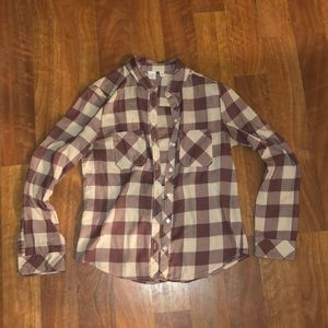 bp Purple Flannel